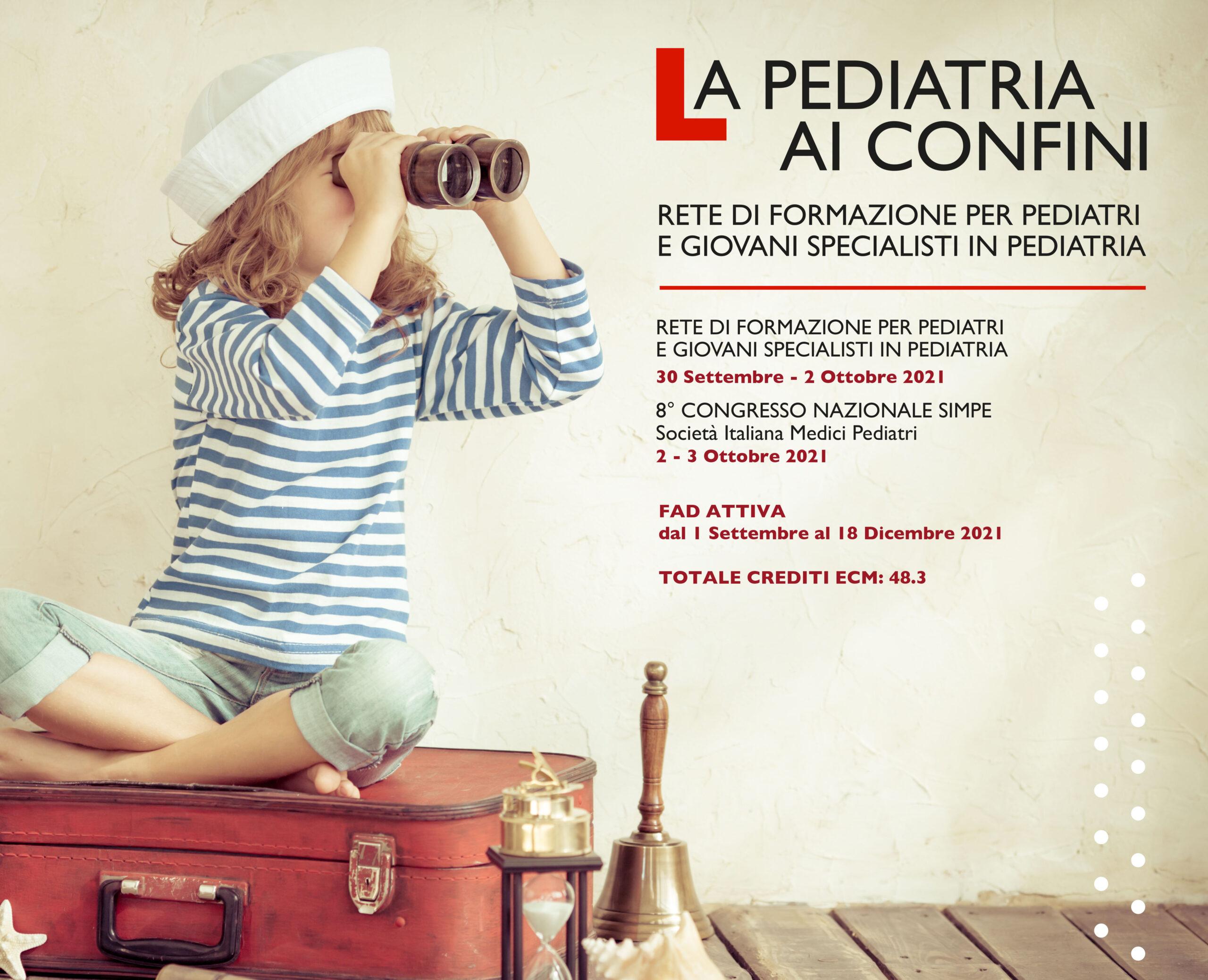 La pediatria ai confini